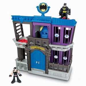 Imaginext DC Super Friends Gotham City Jail Playset - Sale