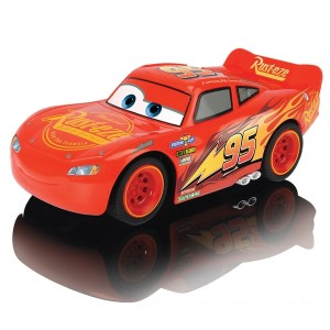 Remote Control Disney Cars 3 Lightning McQueen Turbo Racer - Sale
