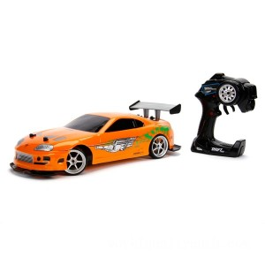 Remote Control Fast and Furious 1:10 1995 Toyota Supra Drift - Sale