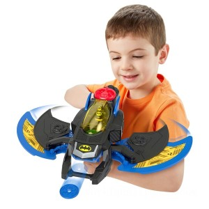 Imaginext DC Super Friends Batwing Batman Toy - Sale
