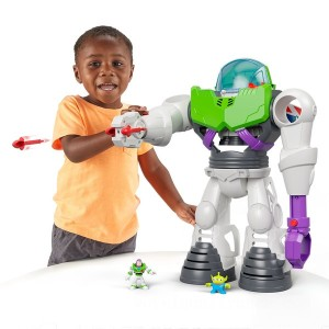 Imaginext Toy Story Buzz Lightyear Robot Playset - Sale