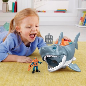 Imaginext Mega Bite Shark Playset - Sale