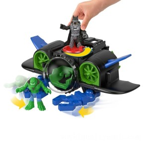 Imaginext DC Super Friends Batsub Playset - Sale