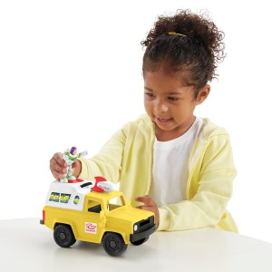 Imaginext Toy Story Buzz Lightyear and Pizza Planet Truck - Sale