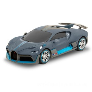 Remote Control 1:26 Scale Bugatti Divo Blue - Sale