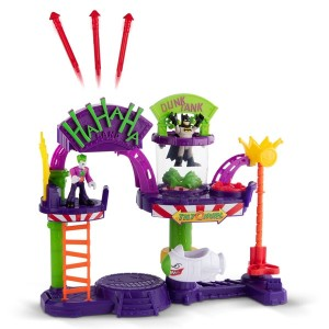 Imaginext DC Super Friends The Joker Laff Factory Playset - Sale