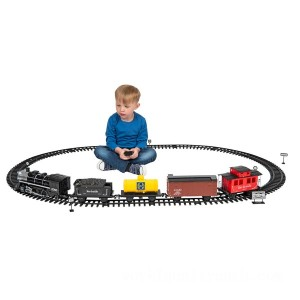 Remote Control Black Canyon Express Train Set - Sale