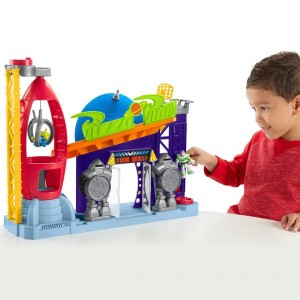 Imaginext Toy Story Legacy Pizza Planet Playset - Sale