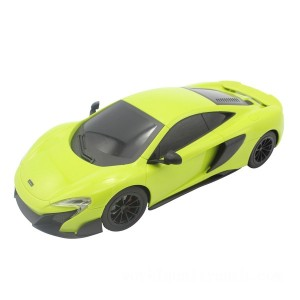 Remote Control 1:18 McLaren 675LT Coupe Green - Sale