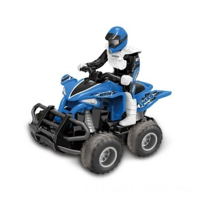 Remote Control 4x4 Quad Blue - Sale