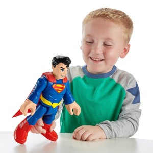 Imaginext DC Super Friends Superman XL Figure - Sale