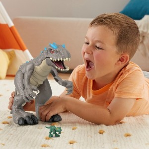 Imaginext Jurassic World Thrashing Indominus Rex - Sale