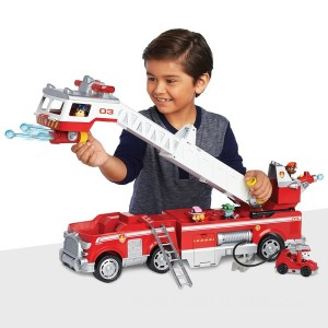 PAW Patrol Ultimate Fire Truck Playset - Sale