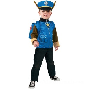 PAW Patrol Chase Costume Set - Sale