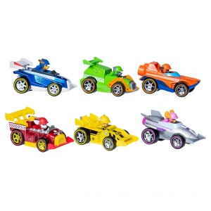 PAW Patrol Ready Race Rescue Die Cast Gift Pack - Sale