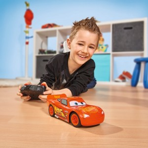 Remote Control Car Disney Pixar Cars 3 1:24 Turbo Racer Lightning McQueen - Sale