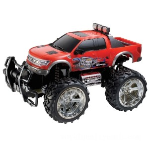 Remote Control 1:8 Ford Raptor - Jeep - Sale
