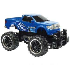 Remote Control 1:14 Ford F 150 Monster Toy Truck - Sale