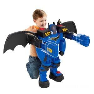 Imaginext DC Super Friends Batbot Xtreme - Sale