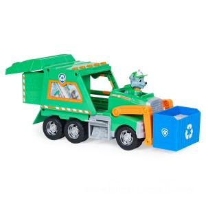 PAW Patrol Rocky's Reuse It Deluxe Truck - Sale