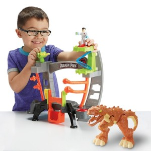 Imaginext Jurassic World Research Lab Playset - Sale