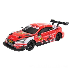 Remote Control 1:16 Audi DTM Car Red - Sale