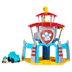 PAW Patrol Dino Rescue HQ Playset with Sounds and Exclusive Rex Figure and Vehicle - Sale