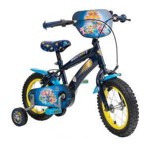 12 Inch PAW Patrol Mighty Pups Bike - Sale