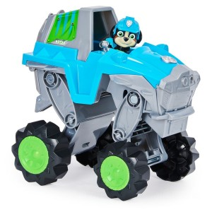 PAW Patrol Dino Rescue Rex's Transforming Vehicle with Mystery Dinosaur Figure - Sale
