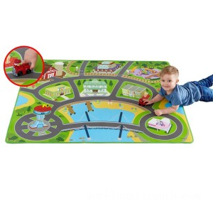 PAW Patrol Mega Mat with Two Vehicles - Sale
