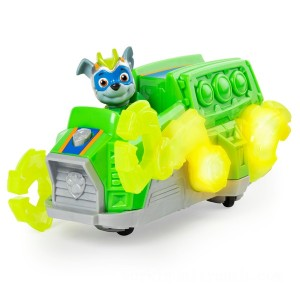 PAW Patrol Charged Up Vehicle - Rocky - Sale