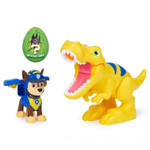 PAW Patrol Dino Rescue Pup and Dinosaur Action Figure Assortment - Sale
