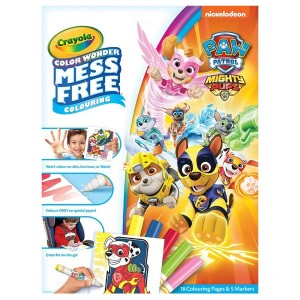 Crayola Colour Wonder PAW Patrol - Sale