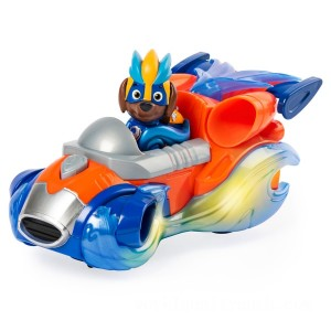 PAW Patrol Charged Up Vehicle - Zuma - Sale