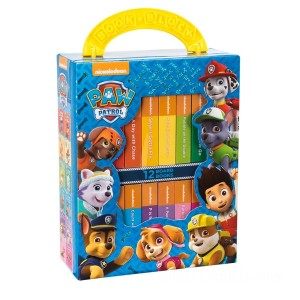 PAW Patrol: My First Library Board Book Set - Sale