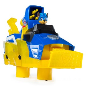 PAW Patrol Chase's Charged Up Vehicle - Sale