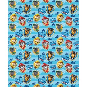 PAW Patrol Wrapping Paper - Sale
