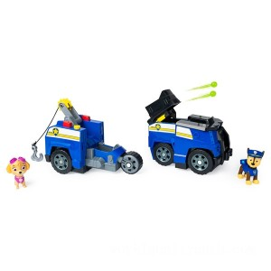 PAW Patrol Split Second Vehicle - Chase - Sale