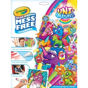 Crayola Colour Wonder Unicreatures - Sale