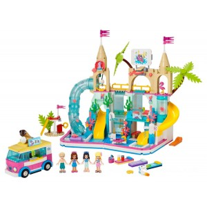 Lego Friends Summer Fun Water Park - Sale