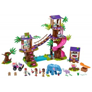Lego Friends Jungle Rescue Base - Sale