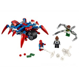 Lego Marvel Spider-Man vs. Doc Ock - Sale