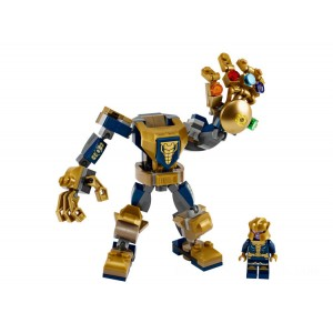 Lego Marvel Thanos Mech - Sale