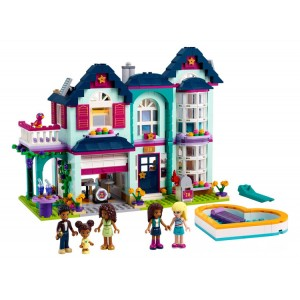 Lego Friends Andrea's Family House - Sale