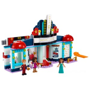 Lego Friends Heartlake City Movie Theater - Sale