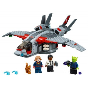 Lego Marvel Captain Marvel and The Skrull Attack - Sale