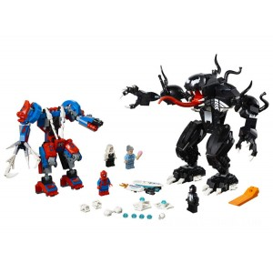 Lego Marvel Spider Mech vs. Venom - Sale