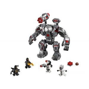 Lego Marvel War Machine Buster - Sale
