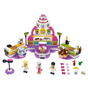 Lego Friends Baking Competition - Sale
