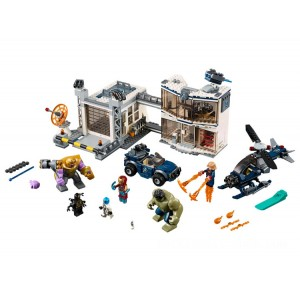 Lego Marvel Avengers Compound Battle - Sale